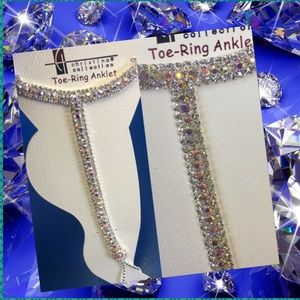 Accessories - Bling Bling GORG Anklet